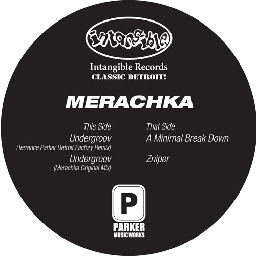 UnderGroov Remix EP incl. Terrence Parker Remix