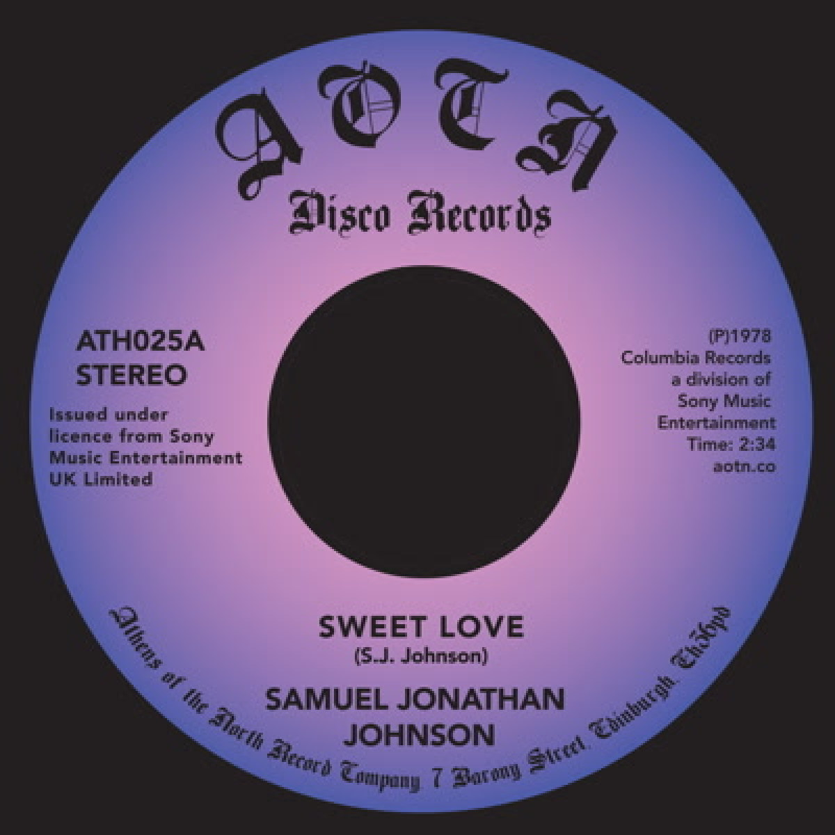 Sweet Love / Reason for the Reason