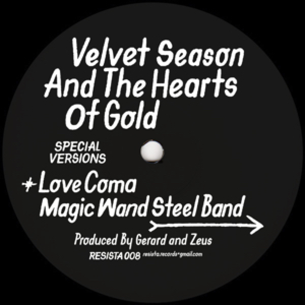 Magic Wand Steel Band / Love Coma