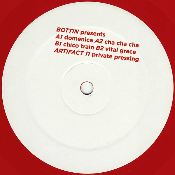 Bottin - Artifact 11 - Vinyl at OYE Records