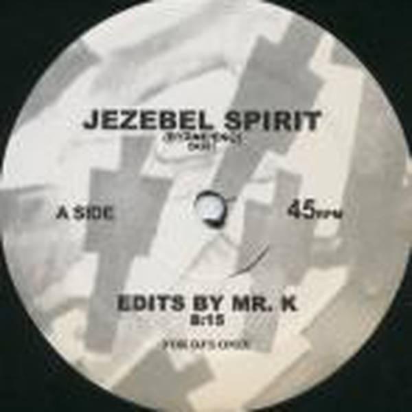Brian Eno & David Byrne - Jezebel Spirit / Mea Culpa (Mr  K