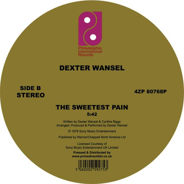 Dexter Wansel Life On Mars The Sweetest Pain Vinyl At Oye Records