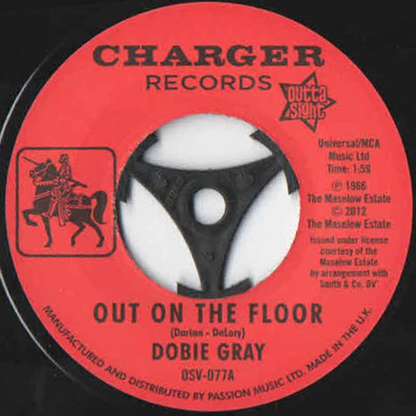 Dobie Gray Out On The Floor The In Crowd Vinyl At Oye Records