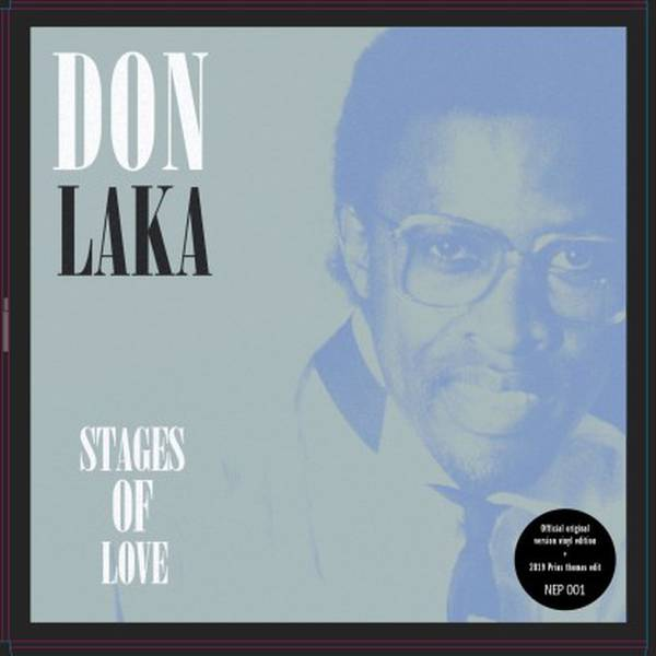Don Laka - Stages Of Love (+Prins Thomas Edit) - Vinyl at OYE Records