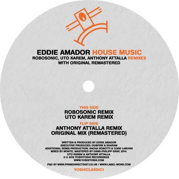 Eddie amador psycho x girlfriend 6am remixes 12 at for Eddie amador house music