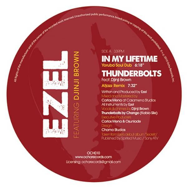 Ezel Feat  Djinji Brown - In My Lifetime / Deetron Rmxs