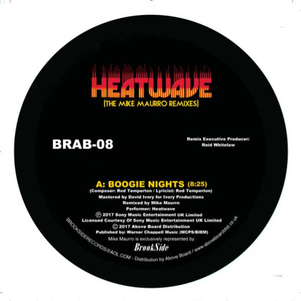 Heatwave - Too Hot To Handle/Slip Your Disc To This