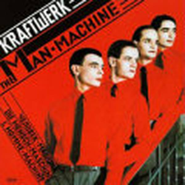 Kraftwerk - Man Machine 2  hand - Vinyl at OYE Records