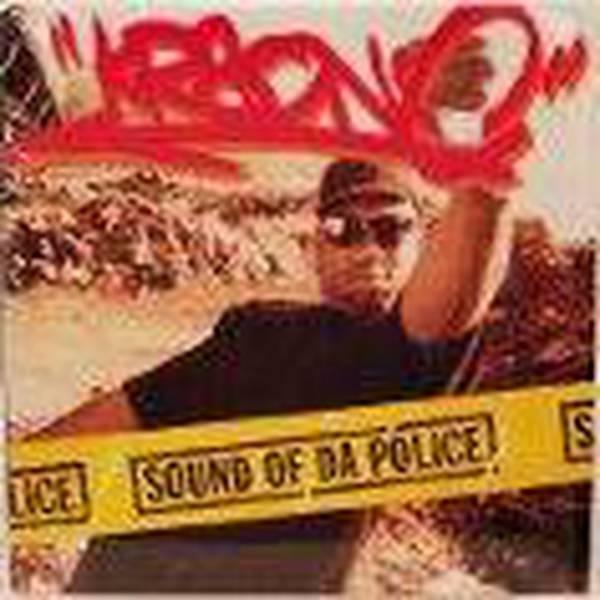 KRS One - Sound Of da Police/ Hip Hop vs  Rap - Vinyl at OYE
