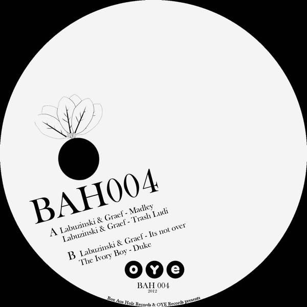 Holz Gräf oye records webshop
