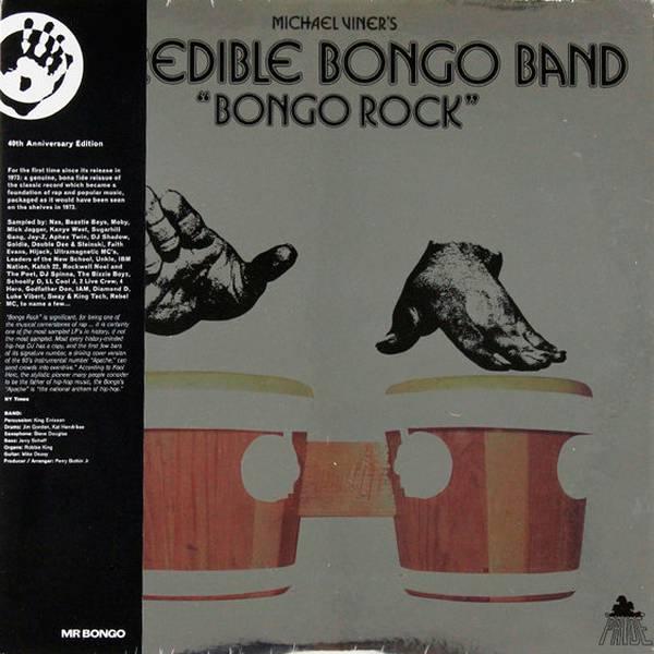 Michael Viner's Incredible Bongo Band - Bongo Rock (Deluxe