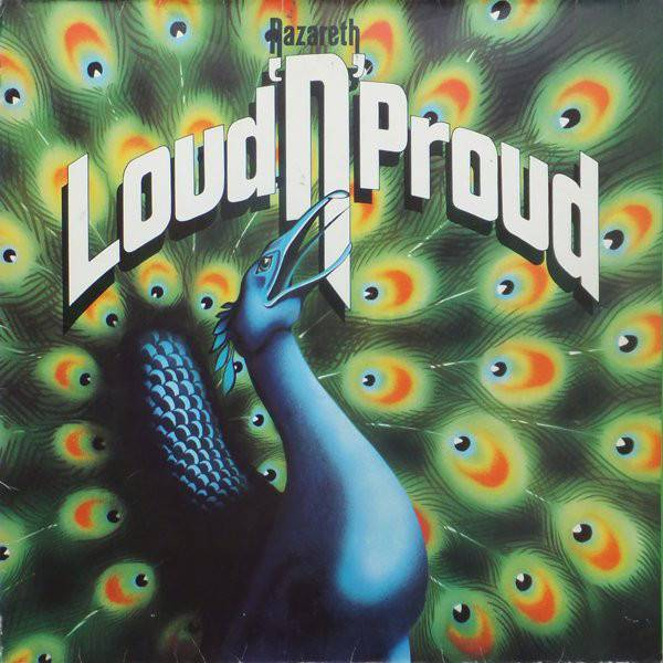 Nazareth Loud N Proud Vinyl At Oye Records