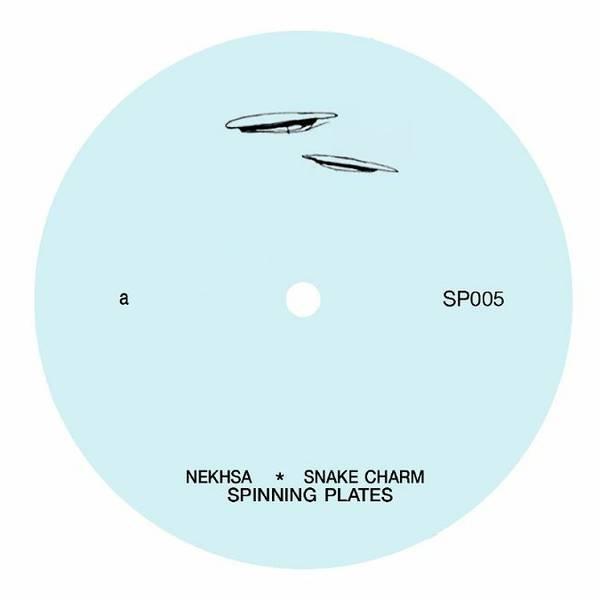 Nekhsa / Snake Charm - SP 005 - Vinyl at OYE Records