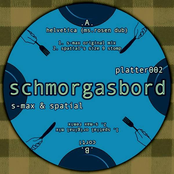 S-Max & Spatial - Ms  Rosen Dub / Corti - Vinyl at OYE Records