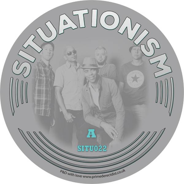 Situation feat Andre Espeut - What Is Going On? - Vinyl at OYE