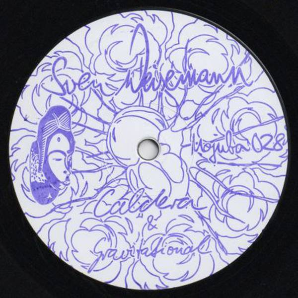 Sven Weisemann - Caldera - Vinyl at OYE Records