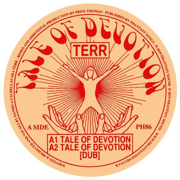 Terr - Tale of Devotion (Inc  Prins Thomas Remix) - Vinyl at