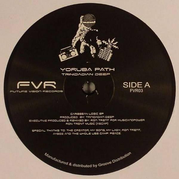 Trinidadian Deep - Caribbean Logic ( Ron Trent Rmx ) - Vinyl